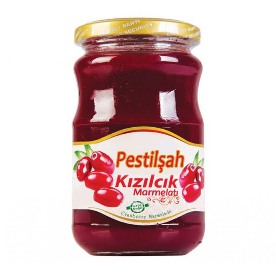 Kızılcık Marmelatı 1 KG